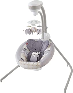 Fisher-Price  Elephant Safari Cradle  n Swing