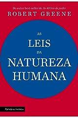 As leis da natureza humana eBook Kindle