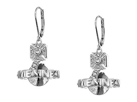 Vivienne Westwood Paisley Orb Earrings