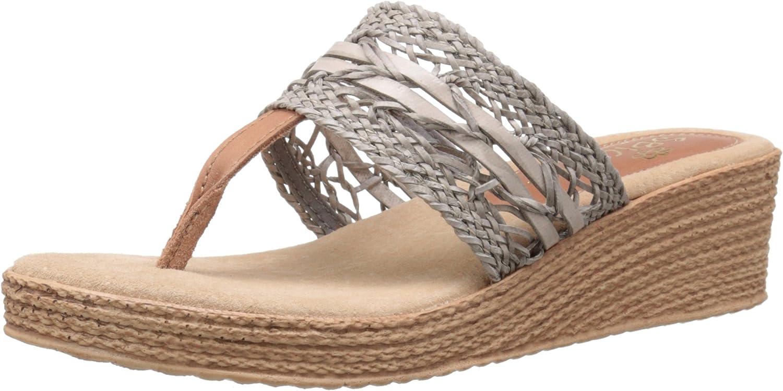 Sbicca Womens Claudina Wedge Sandal
