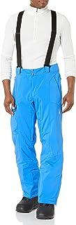 Spyder Men's Troublemaker Athletic Fit Ski Pant, French Blue, Large/Regular