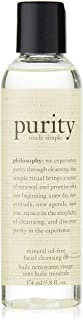 Philosophy Purity Made Simple Mineral oil-Free Facial Cleansing Oil for Unisex 5.8 oz Oil
