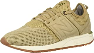 New Balance Womens WRL247GR Wrl247gr Brown Size: