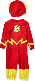 Rubie's DC Comics The Flash Infant/Toddler Costume Jumpsuit