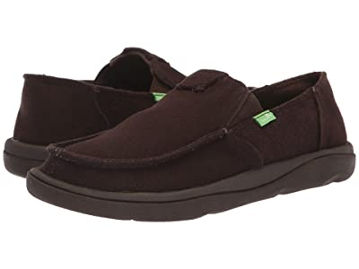 Sanuk Vagabond Tripper Chill (Brown/Brown) Men