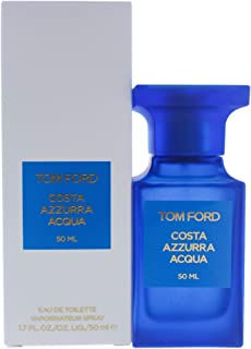 Tom Ford Costa Azzurra Acqua for Unisex 1.7 oz EDT Spray, 50 ml