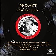 Cosi Fan Tutte -Karajan-