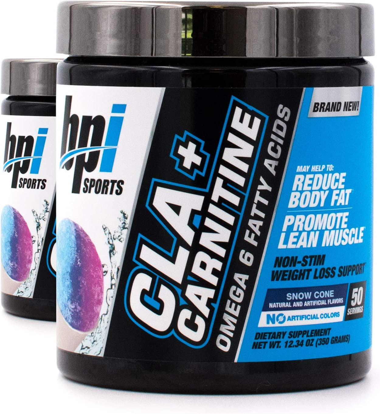 BPI Sports Cla + Carnitine Ranking TOP4 Loss Super-cheap Supplement Weight Non-Stimulant