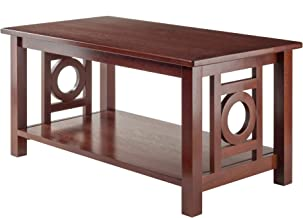 Winsome Wood Ollie Occasional Table Walnut