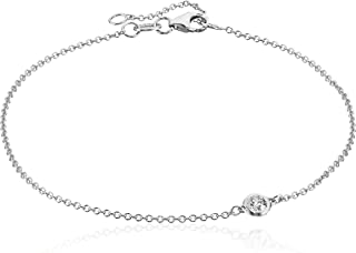Best 14k white gold women's bracelet Reviews
