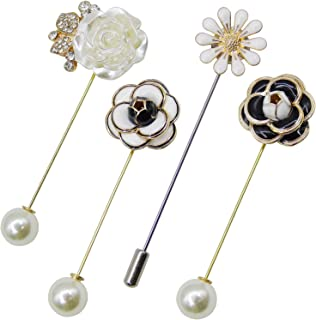 d8e054c745 Amazon.com: scarf pins and clips