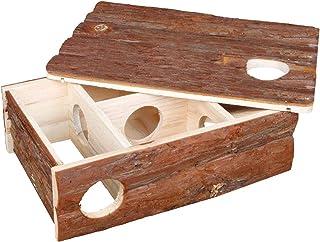 Trixie 6201 Domek Labirynt dla Gryzoni, 35 × 11 × 25 cm
