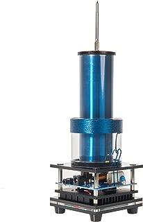 Joytech Music Tesla Coil Arc Plasma Loudspeaker Wireless Transmission Experiment Desktop Toy Model DL05