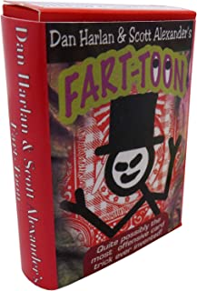 Dan Harlan & Scott Alexander's Fart Toon - Quite Possibly the Most Offensive Magic Card Trick Ever Invented!