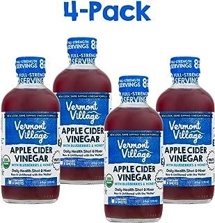 Best vermont village vinegar shots benefits Reviews