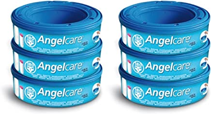 Angelcare Nappy Bin with Refill Pack