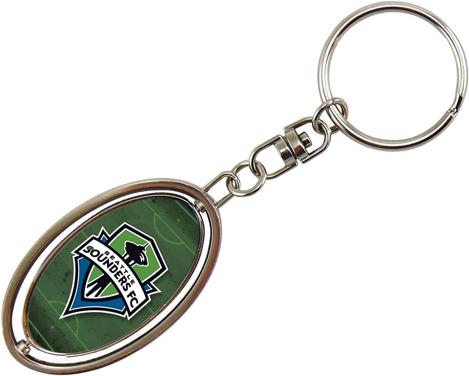 MLS Large special price Metal shipfree Keychain Spinner