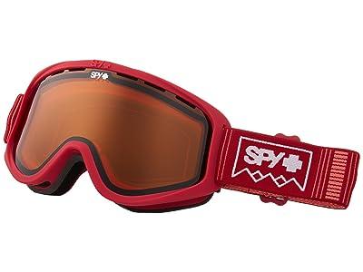 Spy Optic Woot (Deep Winter Blush/Persimmon) Goggles