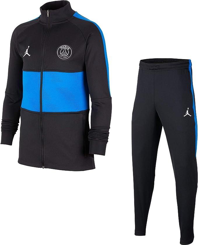 Nike Psg Ynk Dry Strk Trk Suit K4th Tuta Unisex - Bambini : Amazon ...