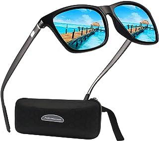 huangyung Gafas de sol Gafas de sol para hombre Toad Mirror Riding Retro Adult Gafas de sol
