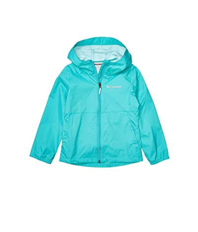 Columbia Kids Switchbacktm II Jacket (Little Kids/Big Kids) (Bright Aqua) Girl