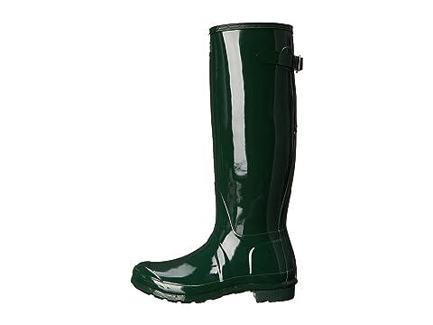 Verde De Original Las Nuevo Botas De Hunter Ajustable Brillo Blackhunter Lluvia De 16wUqa