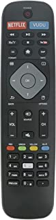 Best VINABTY Replaced TV Remote fit for Philips 4K Ultra HD Smart LED TV 32PFL4902/F7 40PFL4901/F7 43PFL4901/F7 43PFL4902/F7 43PFL5602/F7 50PFL4901/F7 50PFL4901/F7 50PFL5601/F7 50PFL5602/F7 50PFL5603/F7 Review