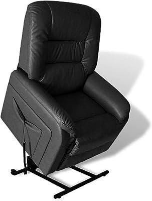 Amazon.com: Domesis Renu - Sillón reclinable de piel para ...