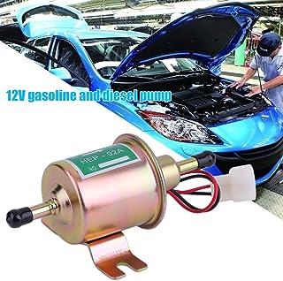 Acehe 12/V Universal Fuel Pump Electric Fuel Pump Diesel Petrol Construction Machines