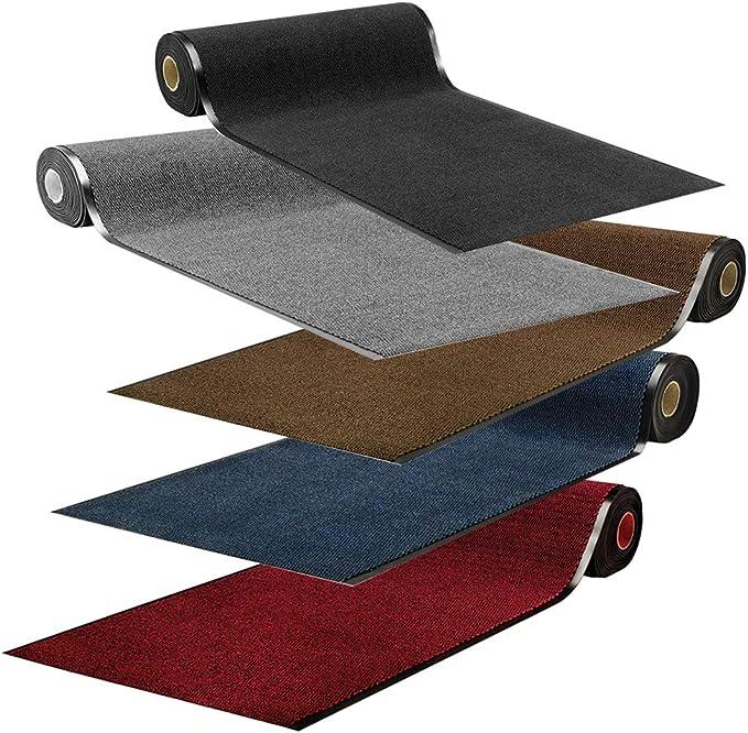 Schmutzfangmatte 200cm breit Fußmatte Spectrum anthrazit Bodenmatte Läufer Flur
