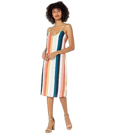 Volcom Flavor Up Dress (Stripe) Women