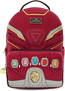 Loungefly Marvel by Backpack Iron Gauntlet Endgame Hero Bags