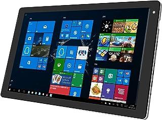 """Jumper EZpad 7 タブレット 2in1 10.1 """"FHD IPSスクリーンタブレットインテル Cherry Trail X5-Z8350 4GB DDR3 64GB eMMC Windows10 ノートパソコンPc (キーボードなし)"""