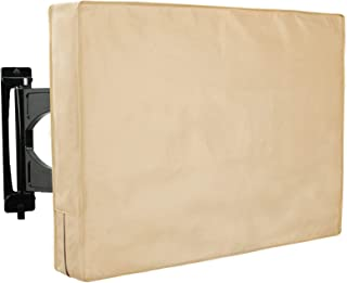 hentex Outdoor TV Cover 36-40 inches Weatherproof Protector for LCD, LED, Fits Most TV Mounts and Stands