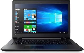 Lenovo V110 80TL00A-0AX Laptop, Intel Core i3-6006U, 15.6 Inch, 1TB, 4GB RAM, Windows 10, Eng-Ara KB, Black