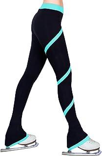 ny2 Sportswear Figure Skating Spiral Polartec Polar Fleece Pants
