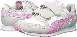 Puma White/Gray Violet/Pale Pink