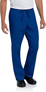 Scrub Zone Professional Medical 2-Pocket Drawstring Scrub Pant
