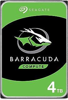 Seagate Barracuda Internal Hard Drive 4TB