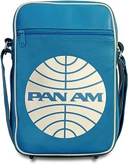 Logoshirt Tasche Pan Am Logo - Pan American World Airways - Umhängetasche - Schultertasche - Sporttasche - türkis - Kunstl...