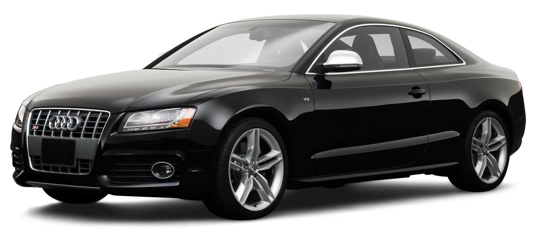 ... 2008 Audi S5, 2-Door Coupe Automatic Transmission