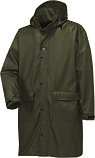 Helly Hansen Workwear Men's Impertech Guide Long Fishing and Rain Coat