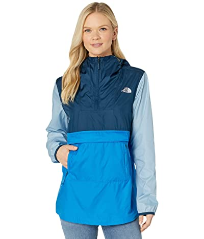 The North Face Fanorak 2.0 (Clear Lake Blue/Blue Wing Teal/Angel Falls Blue) Women
