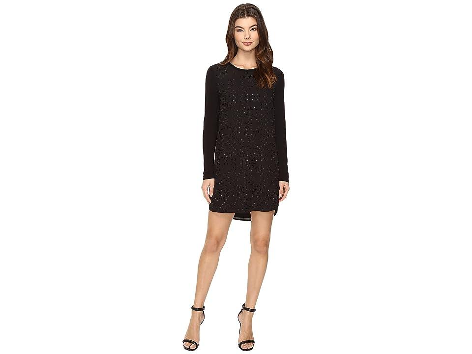Lysse Lydia Tunic Dress (Silver Dot) Women