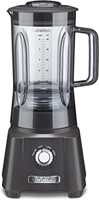 Cuisinart CBT-600GRY Velocity Blender, Gray