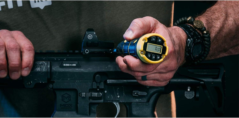 Wheeler Digital Firearms Accurizing Torque Wrench