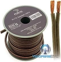 ES25 - Focal Audio 12 M (39.37 Feet) Elite Series Speaker Cable for Utopia and K2 Power Speakers