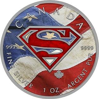 superman coins 2016