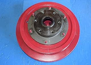 MACK MS300 MIDLINER RENAULT ENGINE HARMONIC BALANCER & PULLEY NO CORE ---> 7637