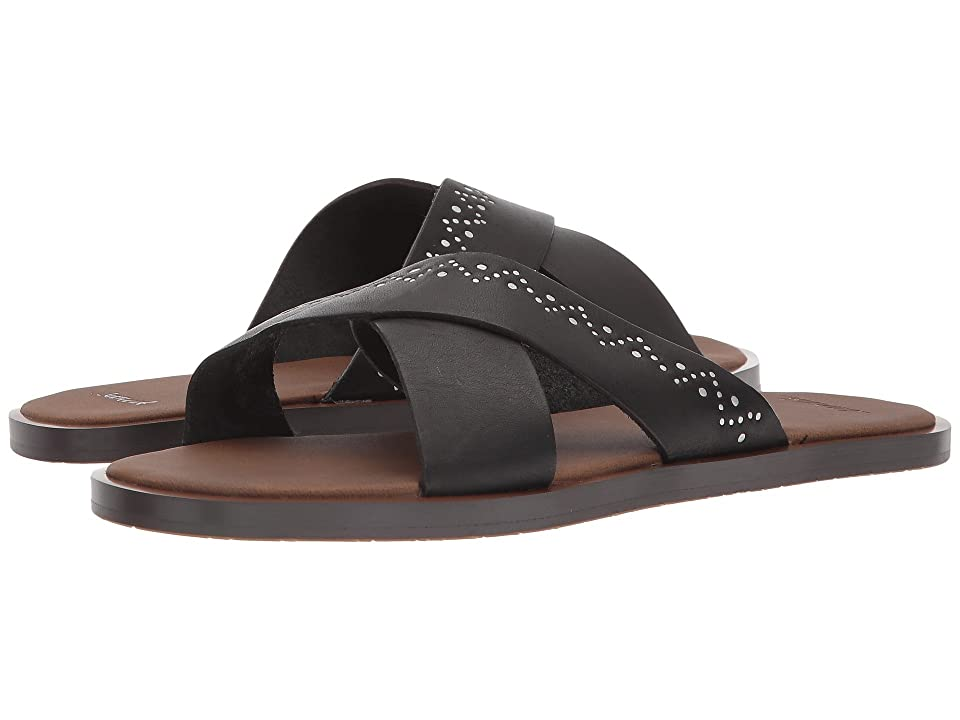 Sanuk Yoga Adley (Black/Silver) Women